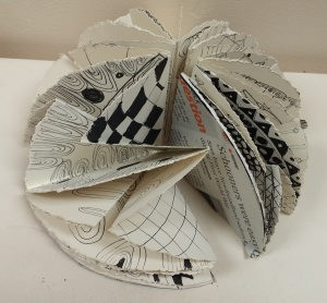 Janet Potter creative folds