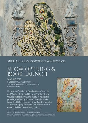 Michael Reeves 2109 Retrospective
